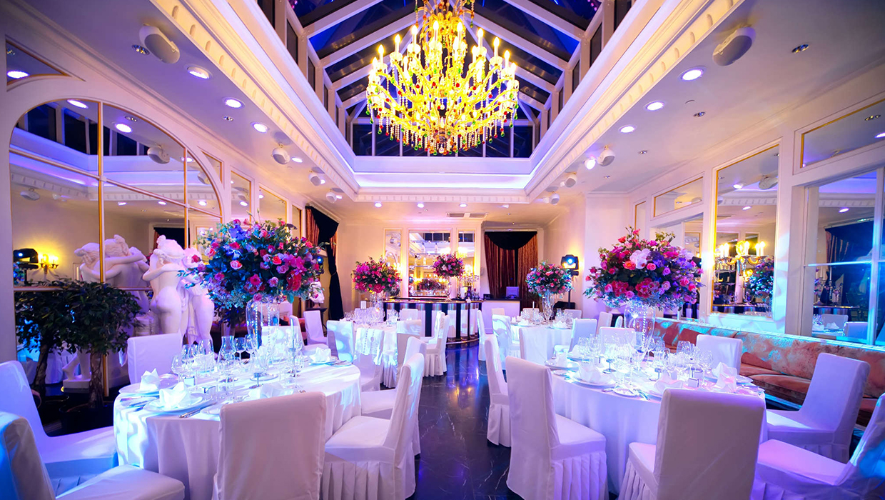 Banquets & Hotels Booking